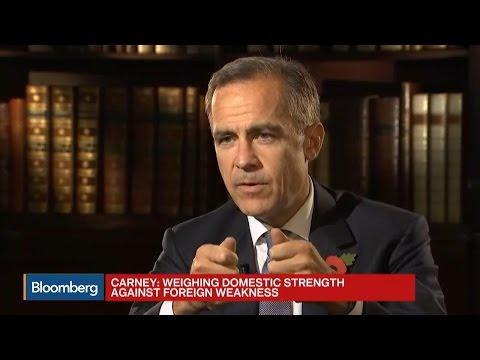 Mark Carney on BOE's Forward Guidance