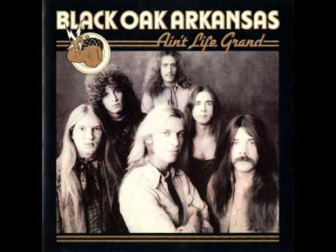 Black Oak Arkansas - Cryin' Shame.wmv