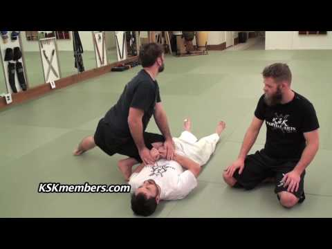 Basic Grappling Positions OLC Promo - Guro T. Kent Nelson