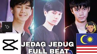 Download CARA EDIT JEDAG JEDUG FULL BEAT DJ PERAWAN DESA X AISYAH MOREUDIL