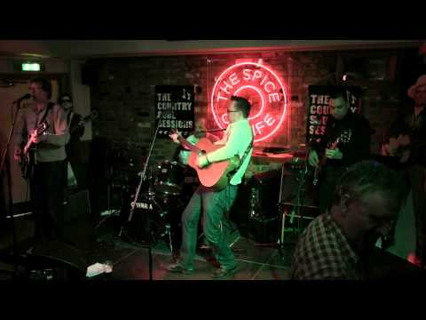 Run Devil Run@The Country Soul Sessions