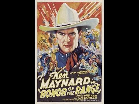 Honor of the Range [1934] Alan James