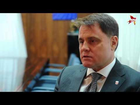 Владимир ГРУЗДЕВ: А резиденцию губернатора, которая обходилась в год в миллион евро, мы продали