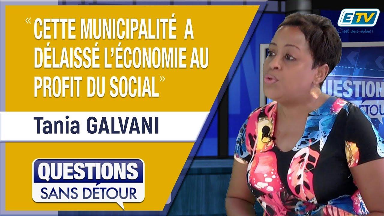 Questions Sans Détour avec Tania GALVANI
