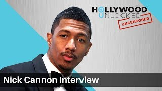 Nick Cannon On Hopeful Threesome With Oprah & Gayle, Why He Never Cheated on Mariah