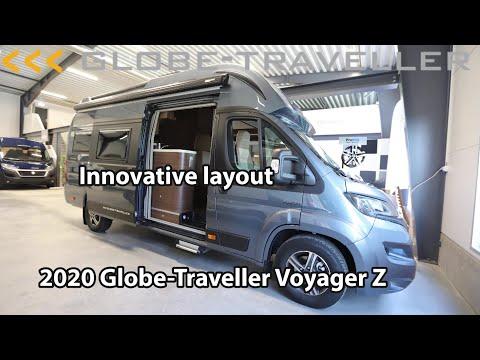 Globe Traveller Voyager Z 2020 Camper Van 6,36 M