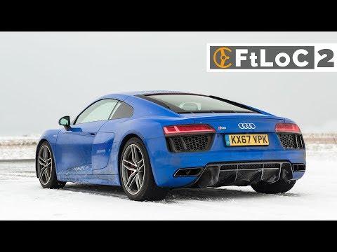 Audi R8 RWS, Sideways On Snow & More: FtLoC Episode 2 - Carfection