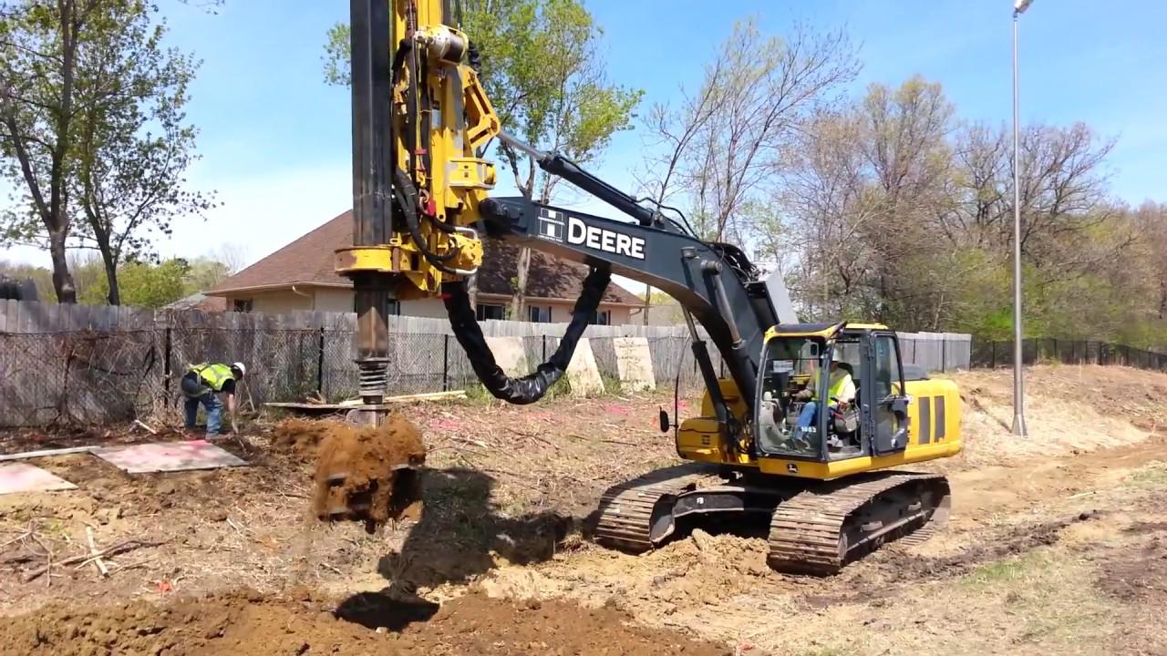 Hammer & Steel | ABI GeoDrill Excavator Mounted Drilling