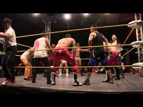 SPW Unchained in Changi: Battle Royal for the Singapore Championship