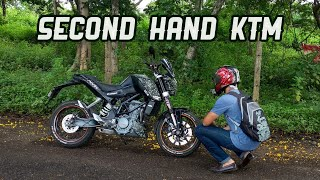 Buying Second Hand KTM, Watch this VIDEO FIRST !