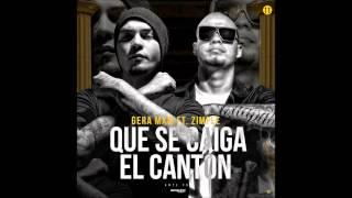 11.- Que Se Caiga El Canton Ft. Zimple + Dj Mush-K