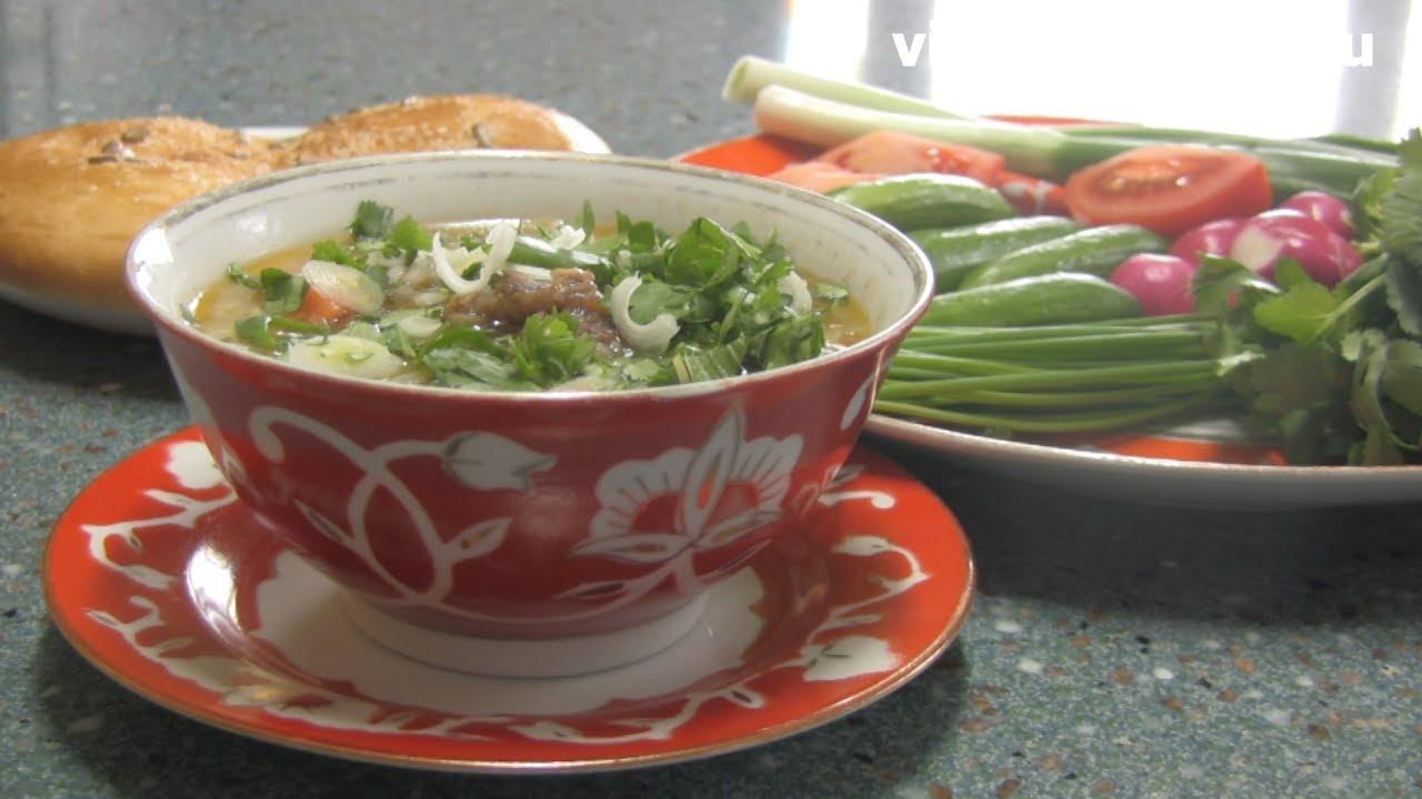 суп харчо рецепт от бабушки эммы