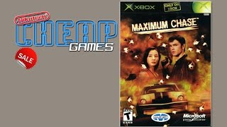 Cheap Games - Maximum Chase (XBOX)