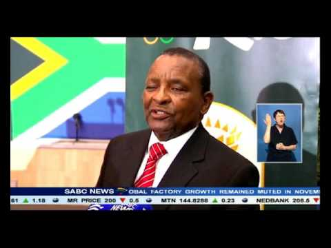 SASCOC expressed sadness over the sudden death of Banele Sindani