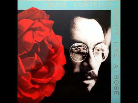 ELVIS COSTELLO - MIGHTY LIKE A ROSE [FULL ALBUM] 1991