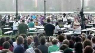 Boredoms live w/ 77 Drummers on 7/7/07