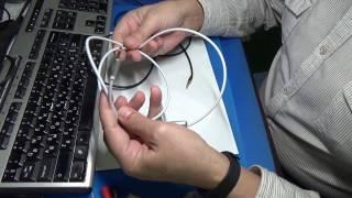 Аудио кабель  Ugreen для активных колонок