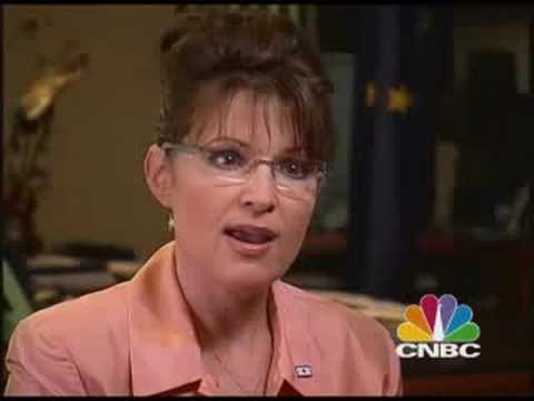 Gov. Sarah Palin on Tapping Alaskan Energy Resources