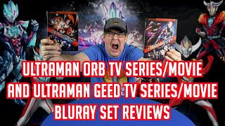 Today we are reviewing ultraman orb and ultarman geed series movie bluray's from millcreek entertainment, request a bluray or for us to review in the comments, support channel get ...