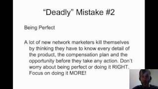 "Forever Living Distributors - 3 ""Deadly"" Mistakes to Avoid When Building Forever Living"
