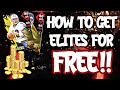 HOW TO GET ELITES FOR *FREE* IN MADDEN MOBILE 21!!