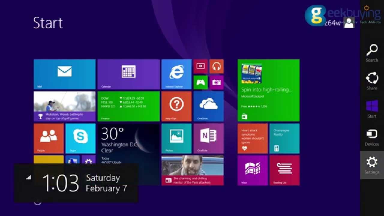 Minix Z64 Z64w Windows 8 1 Tv Box Review