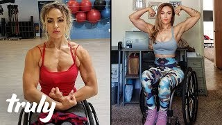 Paralysed Car Crash Survivor Becomes Fitness Model | TRULY
