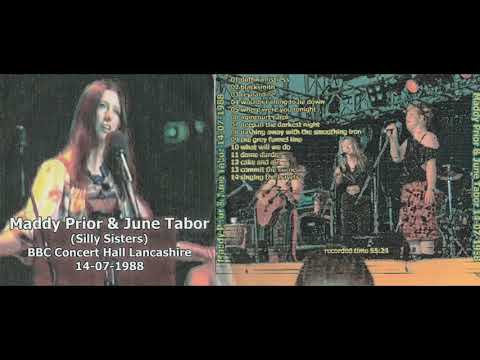 MADDY PRIOR & JUNE TABOR live in Lancashire, 14.07.1988