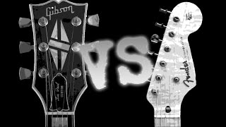 Gibson Les Paul VS Fender Stratocaster ギブソン 検索動画 50