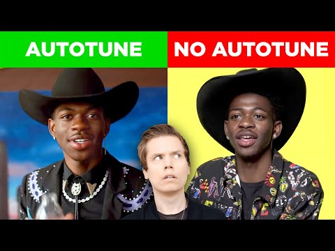 Comparing Singers With & Without Autotune Lil Nas X John Legend & MORE