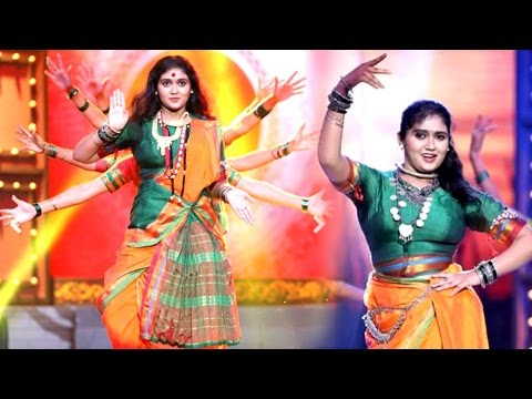 (video)Rinku Rajguru Dance Performance At Uncha Maza Zoka Awards 2016