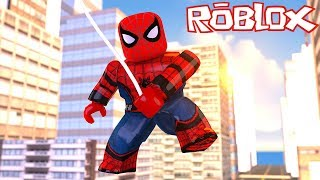 I TURNED SPIDER-MAN into ROBLOX