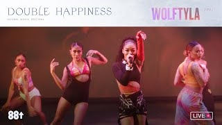 """Wolftyla performs """"Someone Like You"""" """"All Tinted"""" & 'Butterflies' LIVE on DOUBLE HAPPINESS ❄️❄️"""