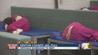 Kenton County Jail Overcrowded