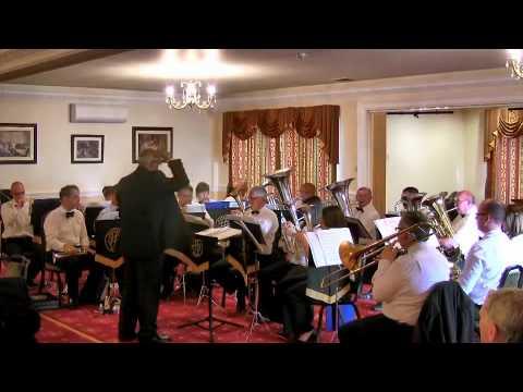 Hatfield Colliery Brass Band  Musical Director  Graham OConners  Danny Boy