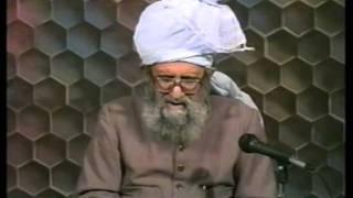 Urdu Dars Malfoozat #295, So Said Hazrat Mirza Ghulam Ahmad Qadiani(as), Islam Ahmadiyya