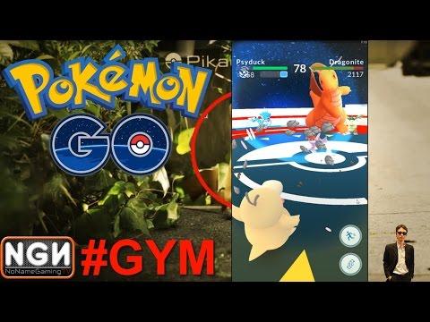 เทคนิค Pokémon GO ระบบยิมและการตียิม (GYM Battle)