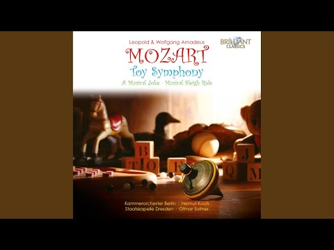 Cassation in G Major 'Toy Symphony': I. Allegro