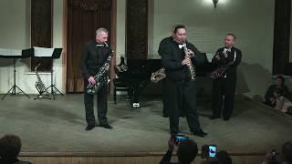 �������� ���� Концерт Sax Masters Quartet в Рязанской областной филармонии ������