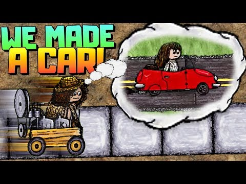 We Built an ACTUAL CAR in the New One Hour One Life Update