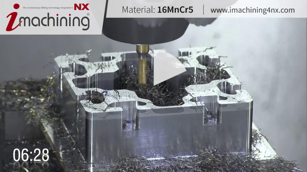 CAMvolution 2.5D Part iMachining for Siemens NX