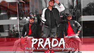 Harsh Kumar | Prada - Jass Manak | Dance Choreography
