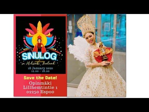 Sinulog Festival in Finland l Filipino Event l Helsinki Finland l SinulogSanto Niño Fest l PitSeñor!