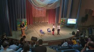 КВН Выступление команды ГОСТ Гольшанская средняя школа