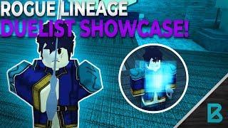 ULTRA SPY / RAPIER SHOWCASE! | Rogue Linie | ROBLOX