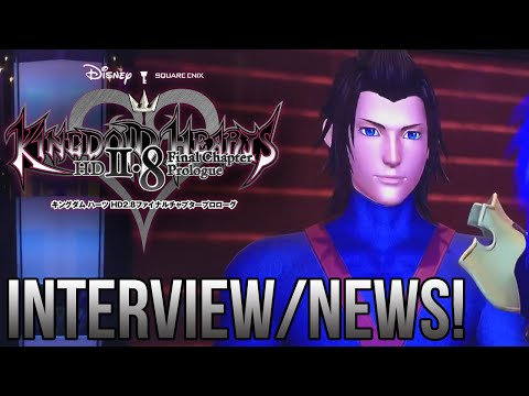 Kingdom Hearts 2.8 News - Battle System, World Size and More!