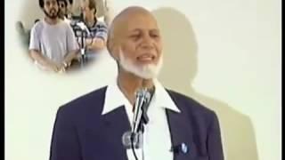 Sheikh Ahmed Deedat teacher of Dr. Zakir Naik, on Milad / Mawlid Celebrations.
