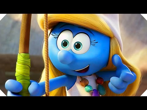 Smurfѕ - The SONG of the Movie ! (Animation, 2017)