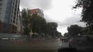 Неудачно перешел дорогу Рязань Вокзальная