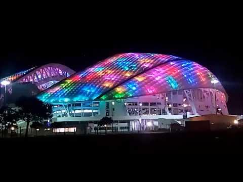 Olympic Park Sochi - Host City FIFA World Cup 2018 - Venue Fisht Olympic Stadium